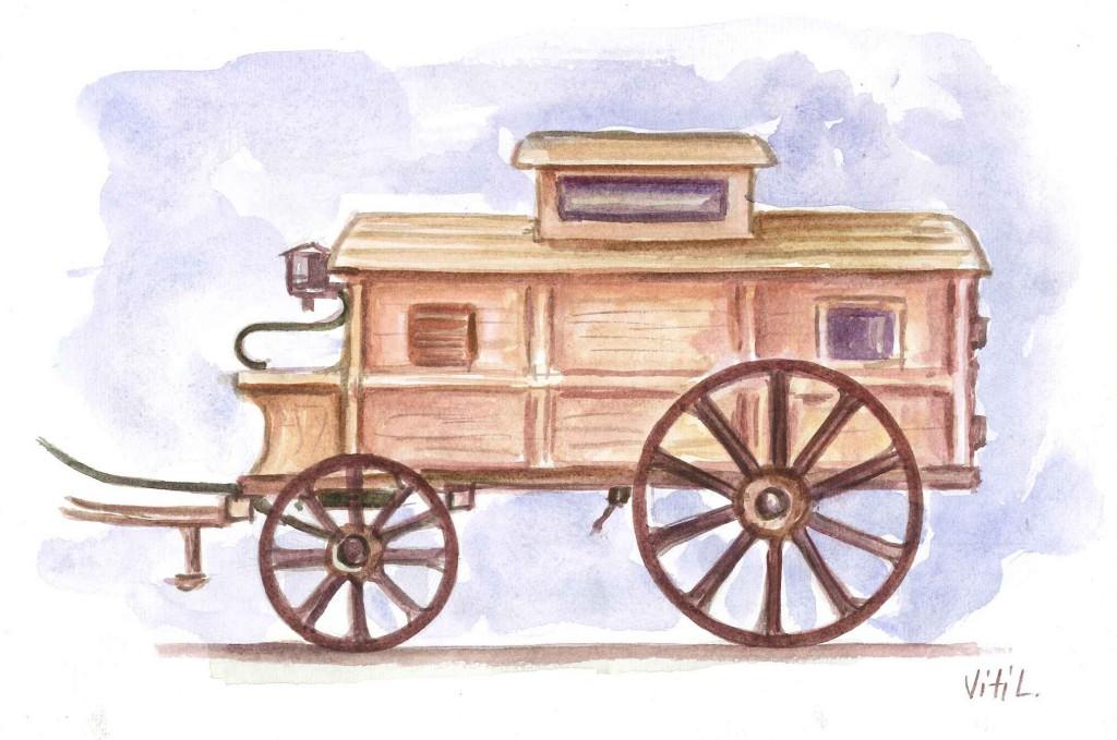disegno carro