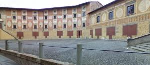 La Piazza del Seminario di San Miniato