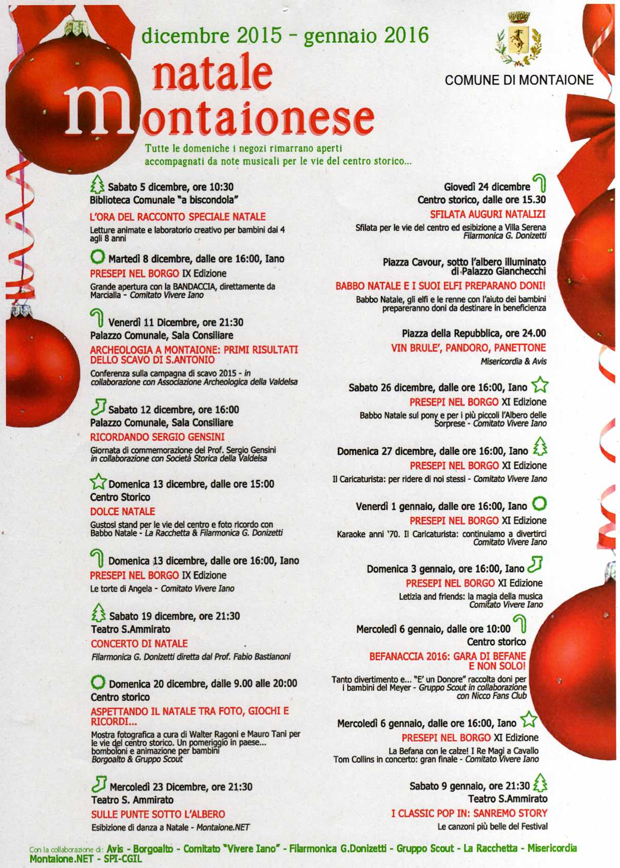 Natale montaionese 2015