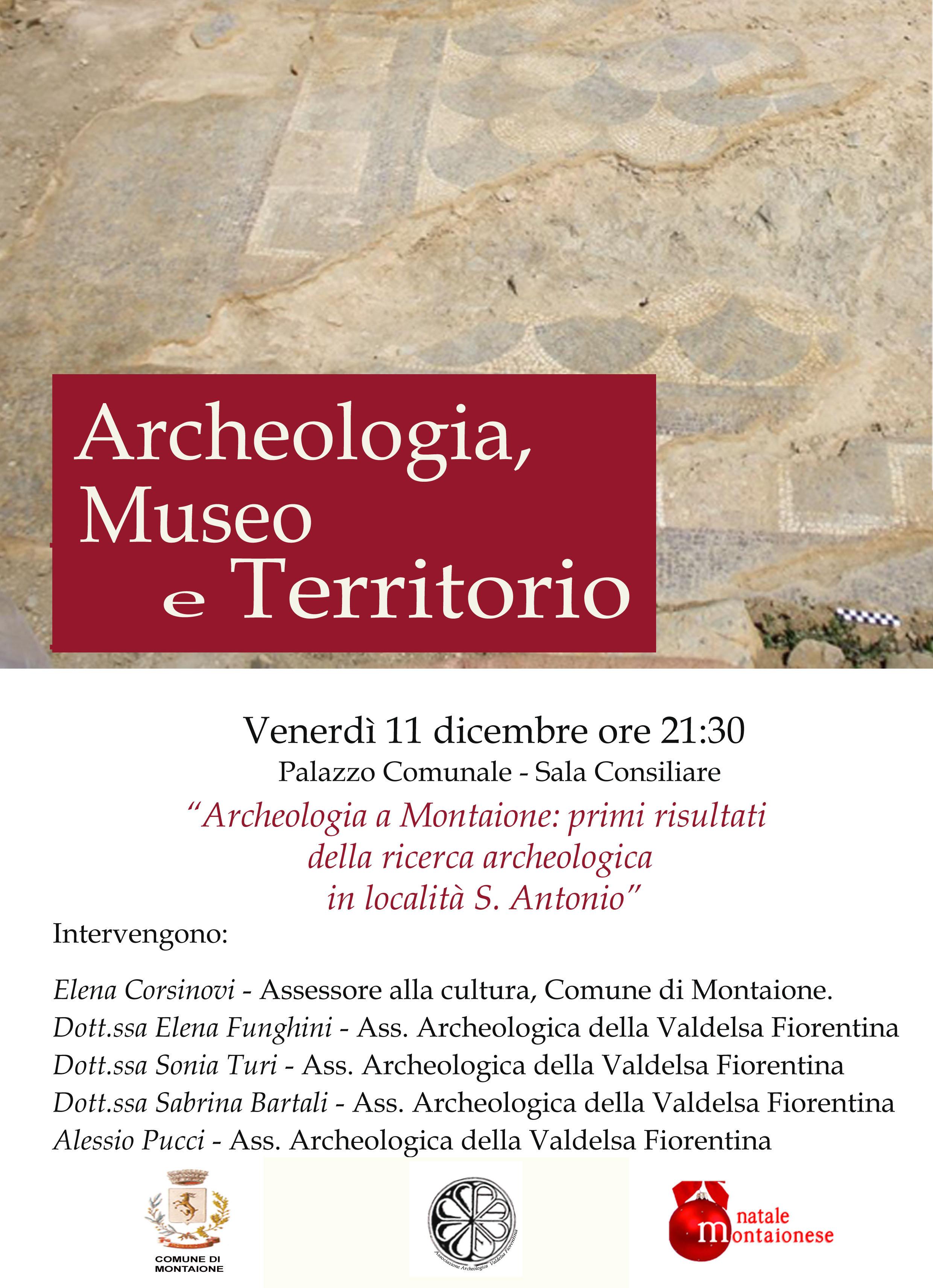 archeologia a montaione