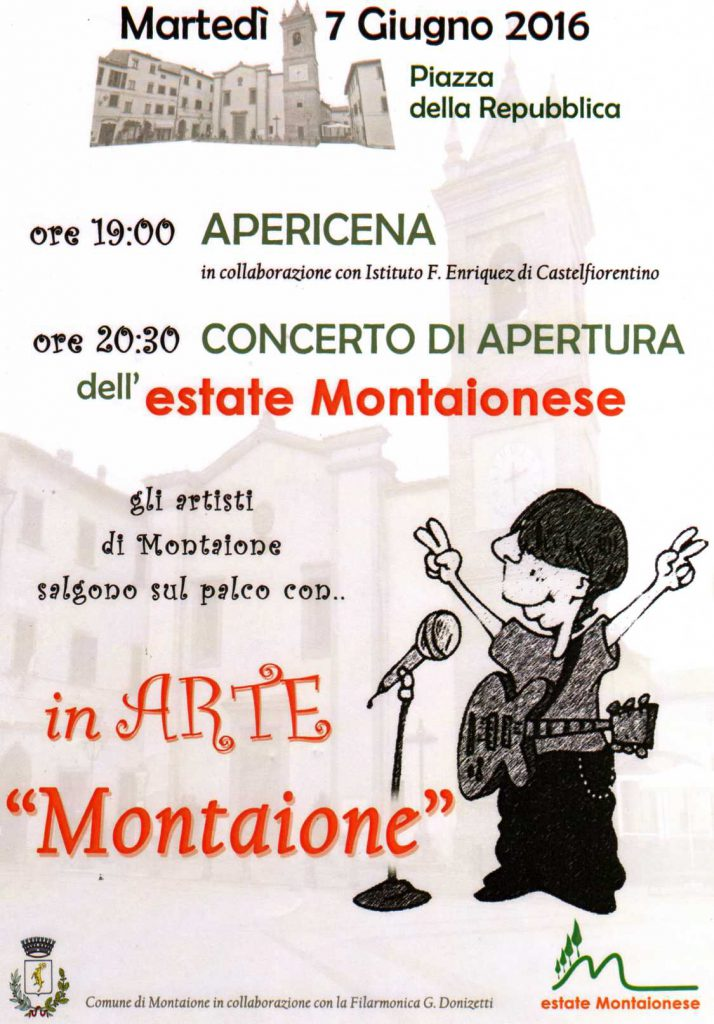 Montaione in arte