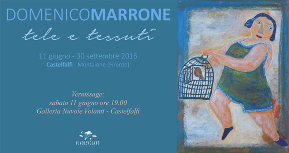 domenico marrone - vernissage