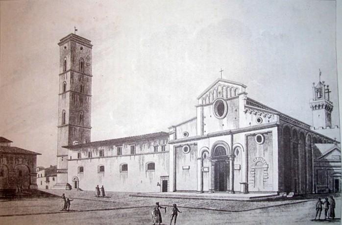 vecchia foto cattedrale