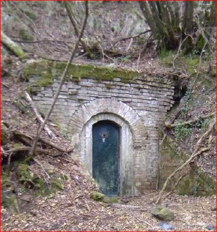 I vecchi acquedotti di Gambassi Terme Montaione e Castelfiorentino parte 1