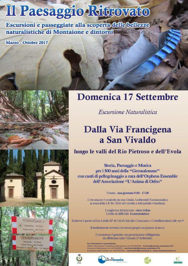 Dalla Via Francigena a San Vivaldo - Domenica 17 Settembre-page-001