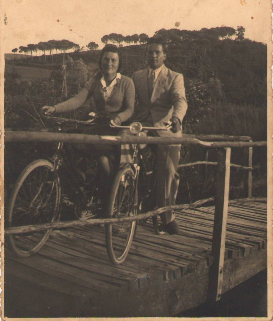 1938: quando il ponte degli Alberi era così