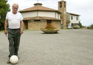 Don Francesco Gotti, scomparso nel dicembre 2014