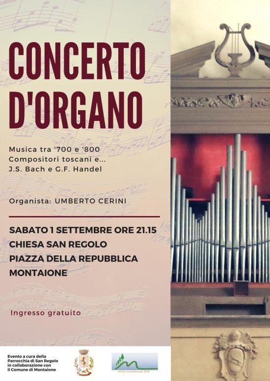 Concerto d'organo ITA