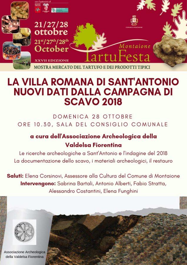 Locandina definitiva_Scavo Sant'Antonio_28 ottobre